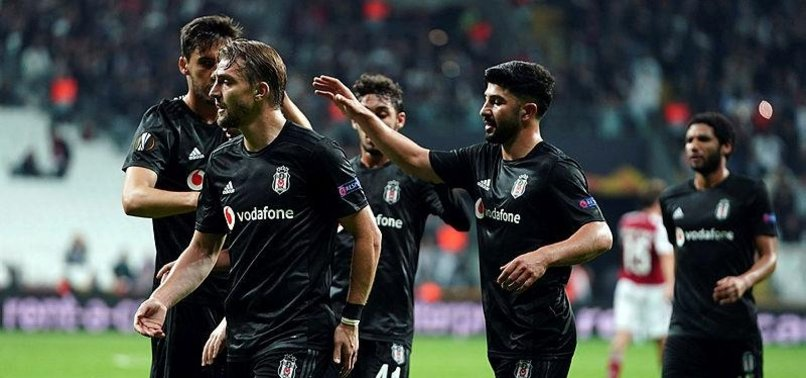 BEŞIKTAŞ SEEK SEASONS FIRST VICTORY IN EUROPA LEAGUE