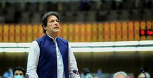 Khan says 'no doubt' that India was behind stock exchange attack