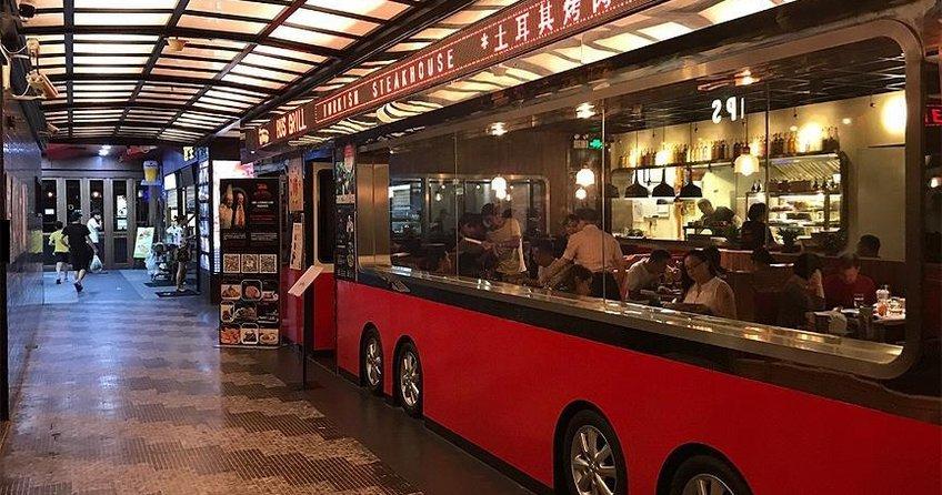 Çinde Türk restoranına büyük ödül
