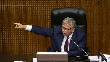 Ankara Belediye Meclisinde Tansiyon Yükseldi