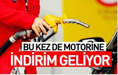 BU KEZ DE MOTORİNE İNDİRİM GELİYOR