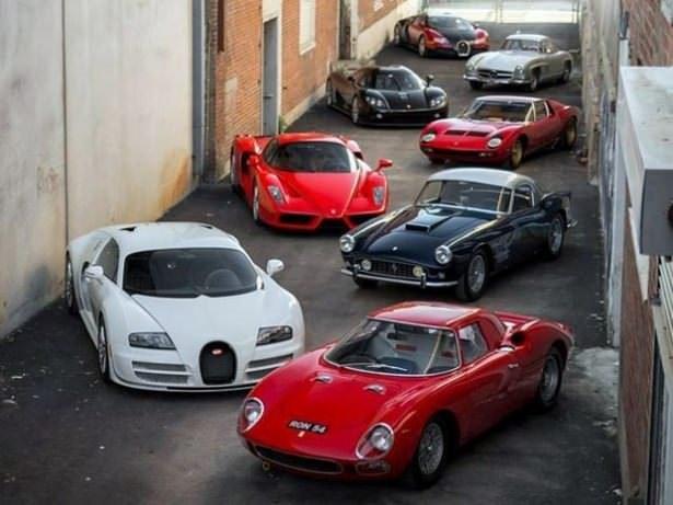 Dünyanın En Pahalı Otomobil Koleksiyonu Galeri Otomobil 28