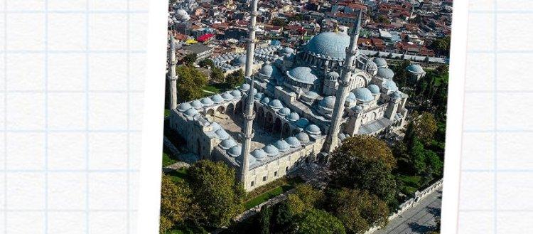 Mimar Sinan eseri 5 külliye
