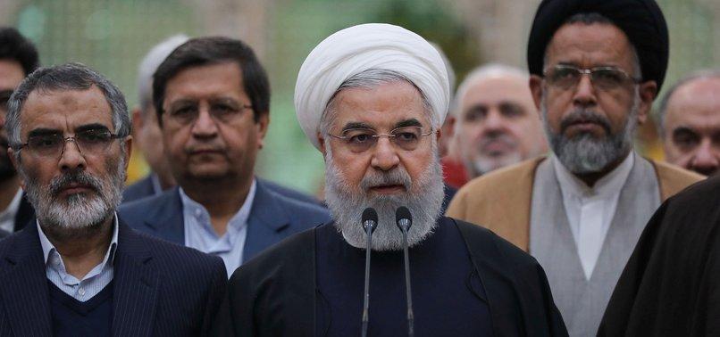 IRAN WARNS US OF RESPONSE TO ANY ACTION OVER SAUDI ATTACK