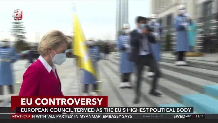 Turkey applies EU protocol on Tuesday's meeting - diplomats