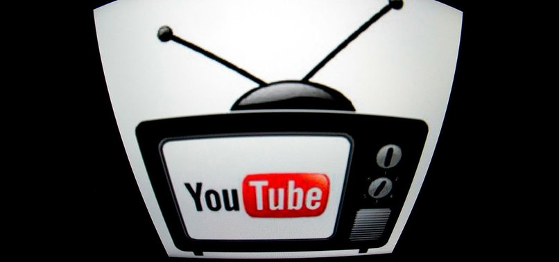 YOUTUBE SUSPENDS TRUMPS CHANNEL AFTER VIOLATING POLICY ON INCITING VIOLENCE