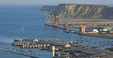 Afghan transit trade via Pakistan's Gwadar port begins