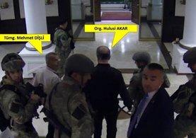 Genelkurmay Başkanı Akar'ı çıkarıp koli koli belge çalmışlar