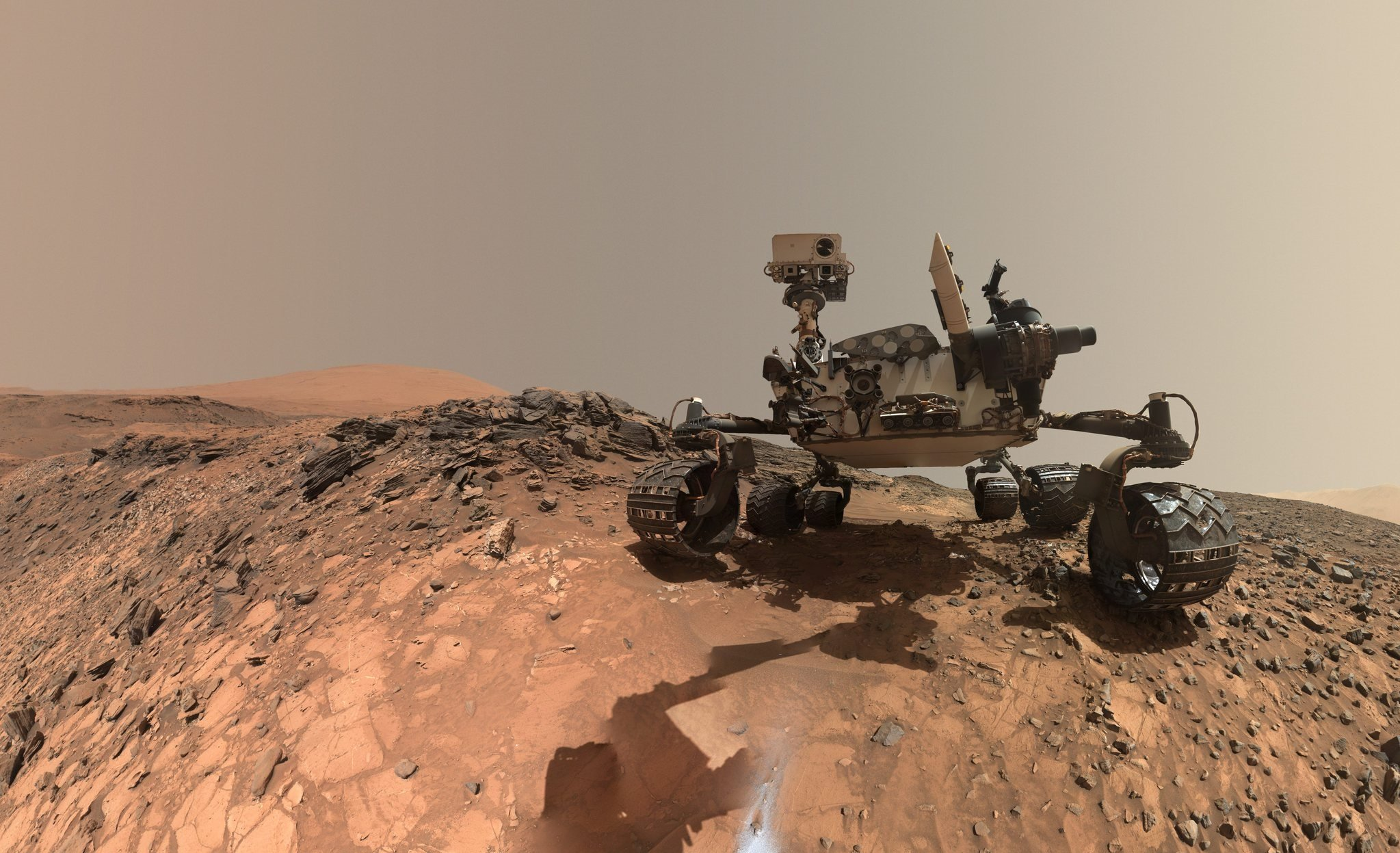 MARS'TA 2.000 GÜN
