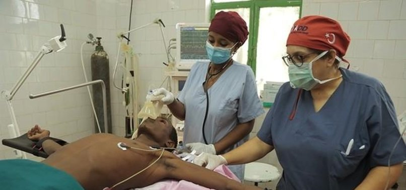 TURKISH DOCTORS PERFORM FIRST EVER KIDNEY SURGERY IN ETHIOPIA'S AFAR REGION