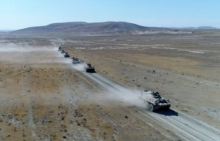 Turkey and Azerbaijan continue joint military exercises