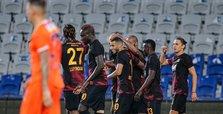 Galatasaray beat reigning champions Başaksehir 2-0
