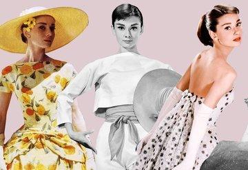 Audrey Hepburnun Givenchy ile unutulmaz stilleri!
