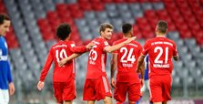 Bayern routs Schalke 8-0 in record win for Bundesliga opener
