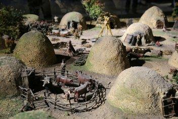 Hasankeyf Müzesi ziyaretçileriyle buluşmaya hazırlanıyor