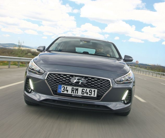 Test Hyundai I30 16 Crdi Dct Elite Galeri Otomobil 10