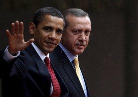 Obama'dan Cumhurbaşkanı Erdoğan'a taziye
