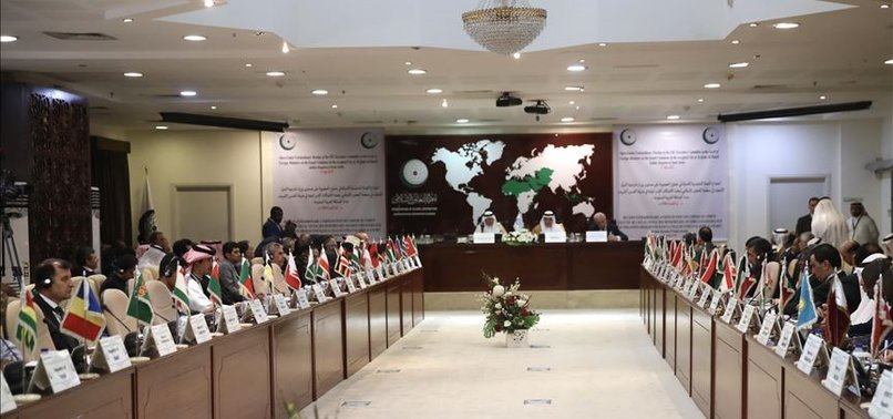 OIC SLAMS ISRAELI OCCUPATION OF PALESTINE