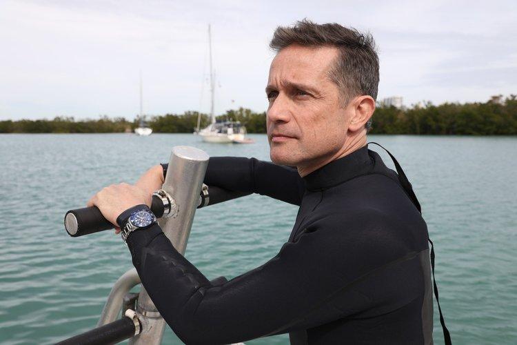 Fabien Cousteau ile denizler altında 31 gün