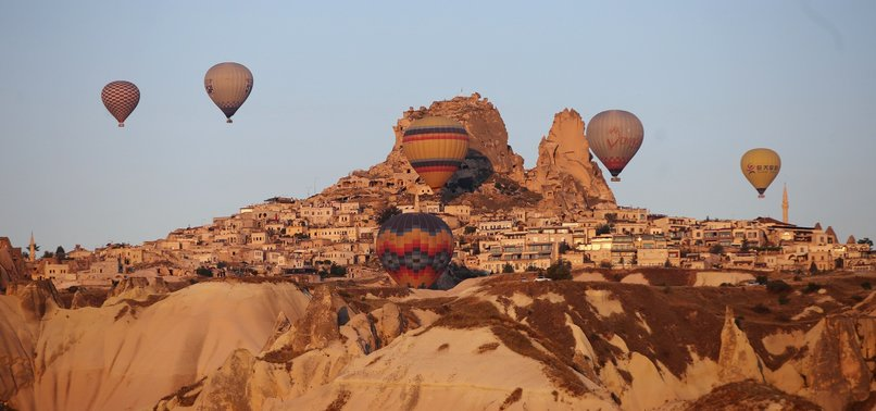 TURKEYS CAPPADOCIA VISITORS UP 21 PCT IN FIRST HALF 2019