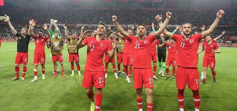 TURKEY TO FACE ICELAND IN EURO 2020 QUALIFIERS