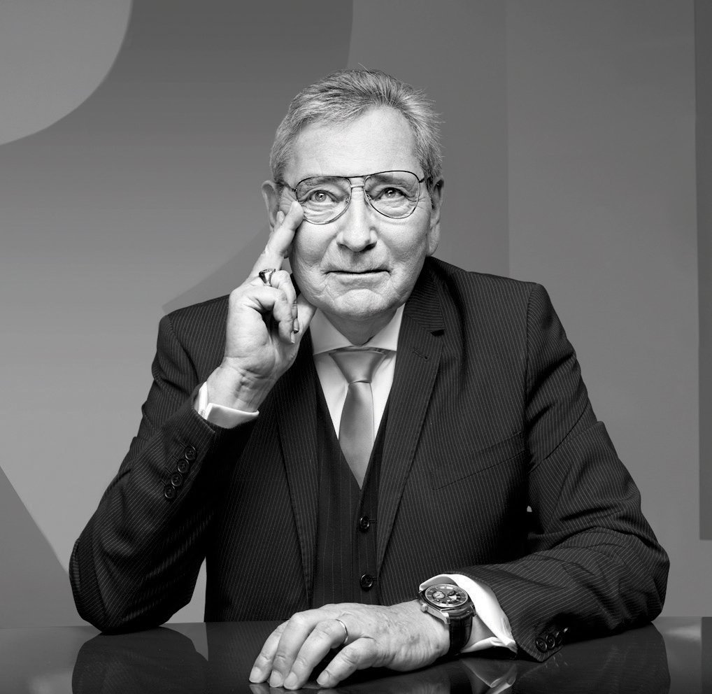 ROGER DUBUİS'A VEDA