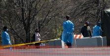 U.S. virus deaths reach 3,393, exceeding death toll in China