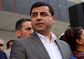HDP Eş Genel Başkanı Demirtaş hakkında mahkemeden flaş karar
