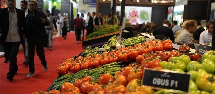 Dünyanın en büyük seracılık fuarı Antalya'da başladı