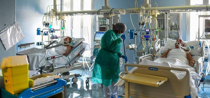 GLOBAL CORONAVIRUS DEATH TOLL SURPASSES 250,000
