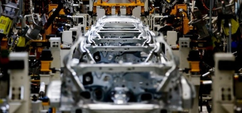 TURKEYS AUTOMOTIVE PRODUCTION DOWN 11% IN 2020