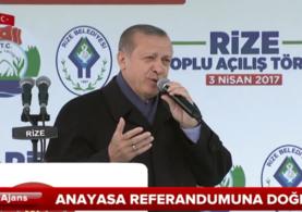 Toplu açılış töreninde Cumhurbaşkanı Erdoğan'dan flaş sözler! Böyle bir zamanda Vatikan'ın...