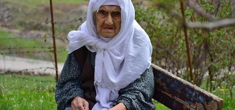 91-YEAR-OLD TURKISH WOMAN BEATS BACK CORONAVIRUS