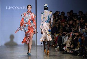 Leonard Paris Sonbahar/Kış 2020 koleksiyonu