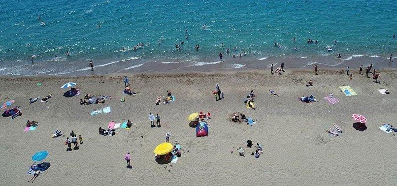 TURKEY RANKS THIRD IN BLUE FLAG BEACHES
