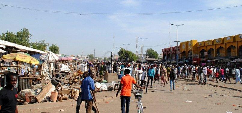 TRIPLE SUICIDE ATTACK KILLS AT LEAST 30 IN NORTHEAST NIGERIA