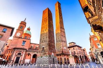Kızıl şehir: Bologna