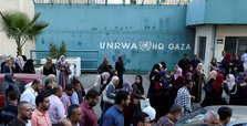 UNRWA employees in Gaza Strip protest downsizing plans
