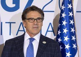 ABD Enerji Bakanı Perry: Türkiye ile iş birliği yapmaktan gurur duyuyoruz