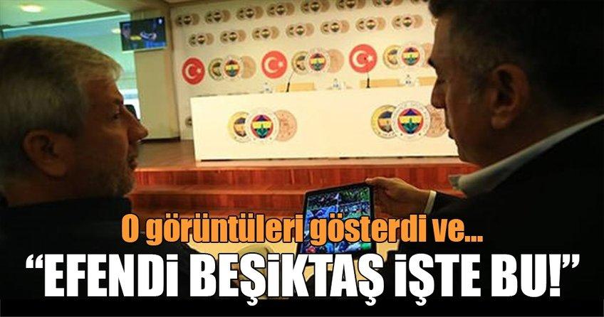 Önder Fırat: Efendi Beşiktaş işte bu!