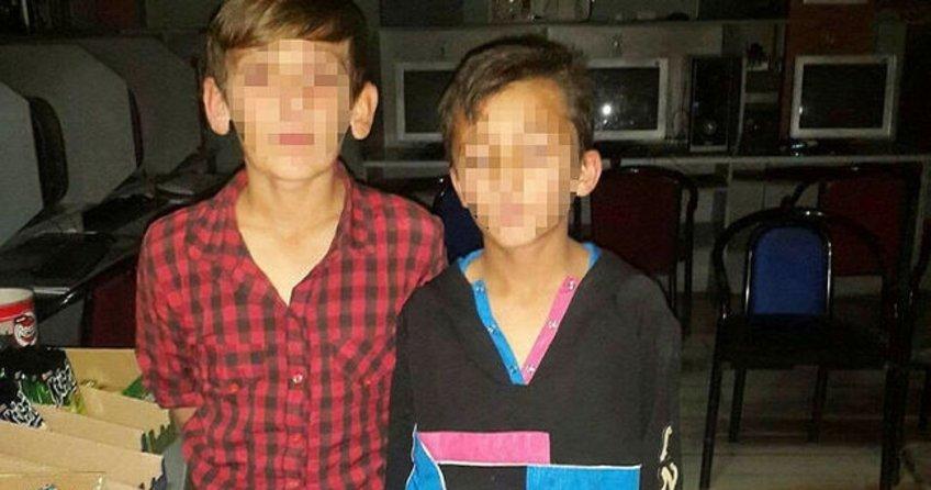 12 yaşındaki çocuk 8 işyerinde hırsızlığa karıştı