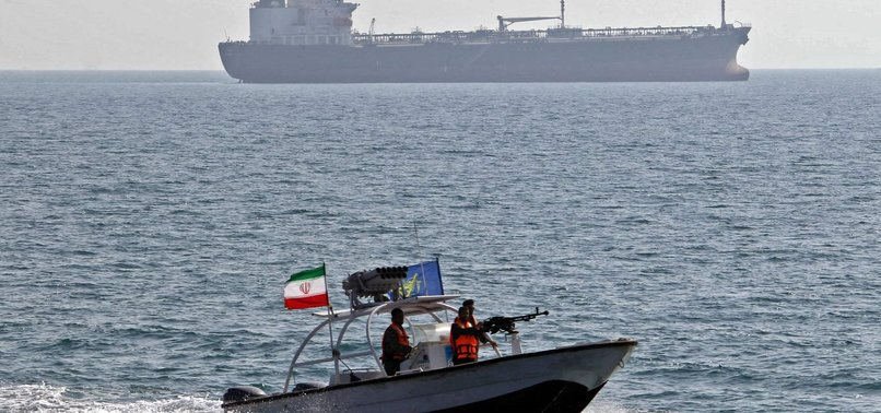 IRAN SEIZES VESSEL IN GULF FOR ALLEGEDLY SMUGGLING DIESEL FUEL