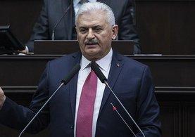 Başbakan Yıldırım AK Parti grup toplantısında açıkladı!