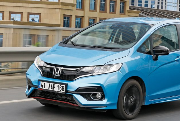 TEST - Honda Jazz 1.5 i-VTEC