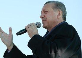 Cumhurbaşkanı Erdoğan toplu açılış töreninde halka hitap etti
