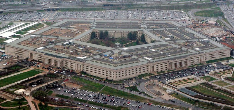 PENTAGON SENDS 1,600 TROOPS TO WASHINGTON OVER PROTESTS