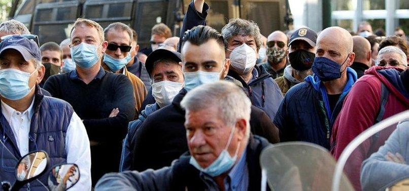 ITALY REPORTS 73 CORONAVIRUS DEATHS ON WEDNESDAY, 4,830 NEW CASES