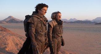 Merakla beklenen film Dune