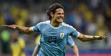 Uruguay cruises past 10-man Ecuador in Copa America opener