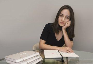 Melisa Tapan, Columbia Üniversitesinden online mezun oldu
